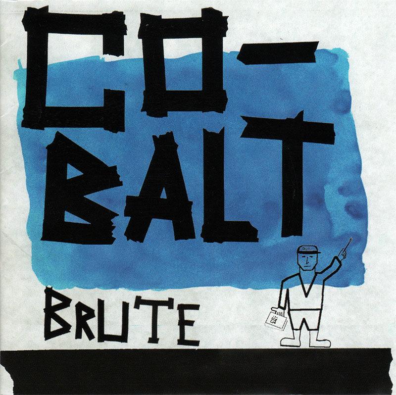 Brute - Co-Balt Album Cover