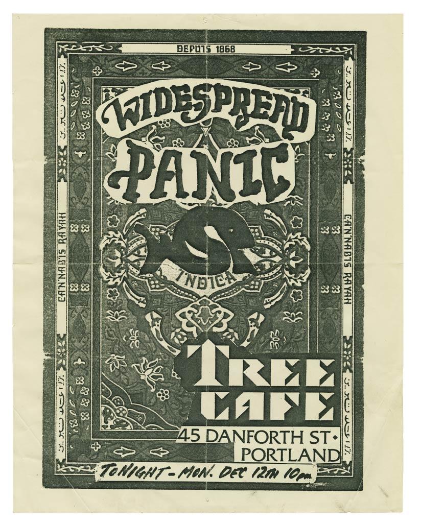The Tree Café 1988