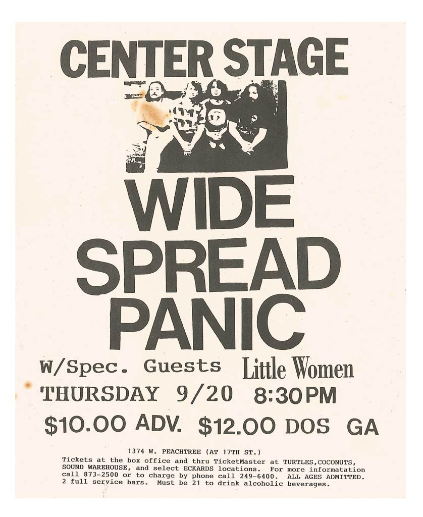 Centre Stage Theatre 1990