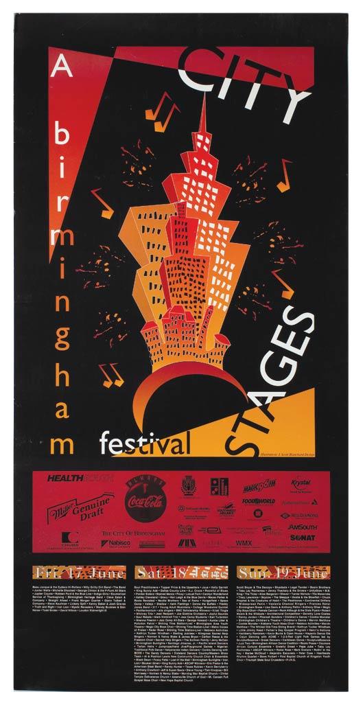 Birmingham City Festival 1992