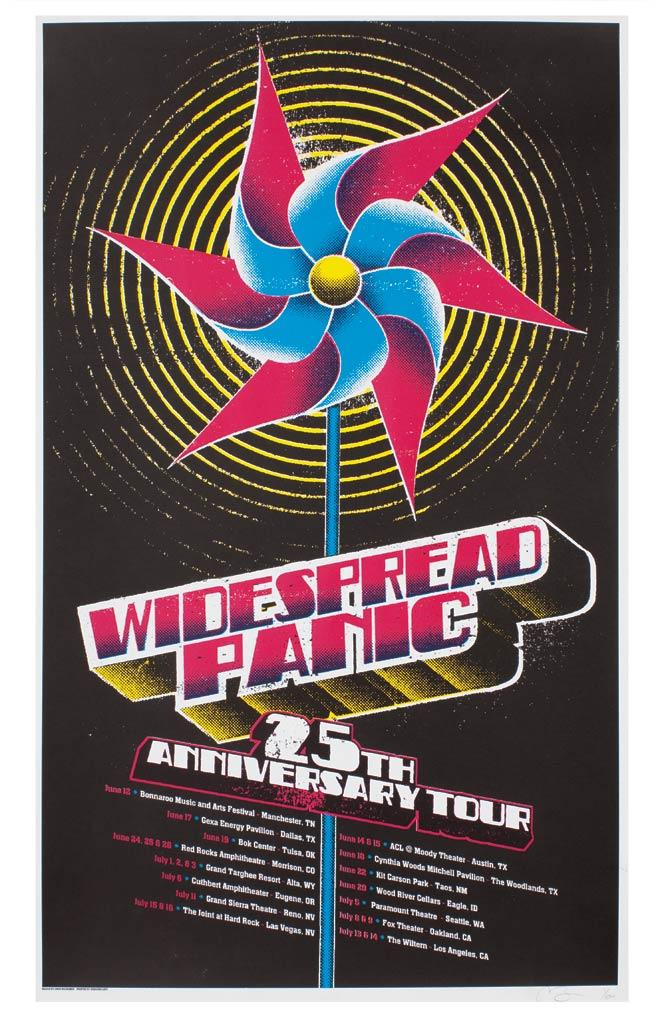25th Anniversary Summer Tour 2011 Bilheimer