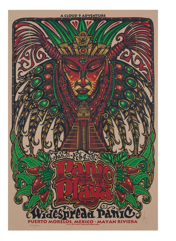 Panic en La Playa 2012