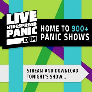 Live Widespread Panic