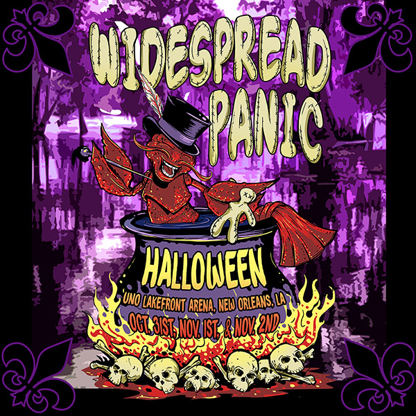Halloween 2020 New Orleans Halloween in New Orleans | Widespread Panic