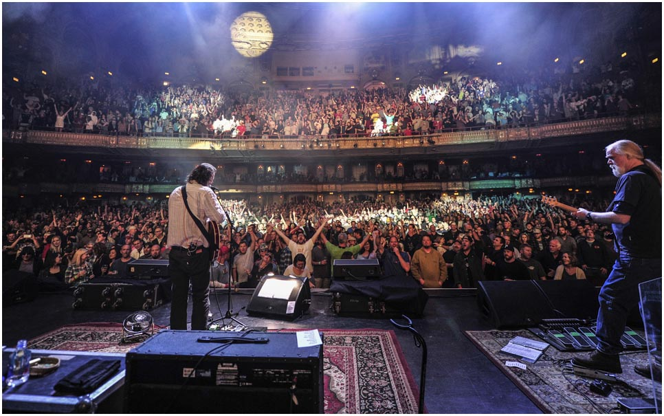Widespread Panic at The Chicago Theatre 2016