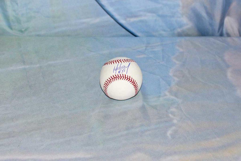 Chicago White Sox Jose Abreu signed baseball
