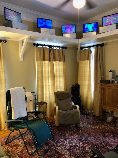 "Eight 2hr sessions in the The ""Energy Enhancement System at Cedar Heights Wellness Center in Clarkesville, GA Value $350"