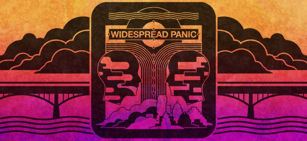 Widespread Panic June 4, 5, & 6, 2020 Austin, TX