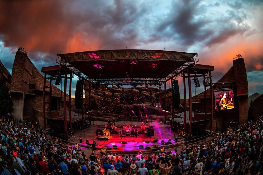 4 Tickets to Red Rocks 2020
