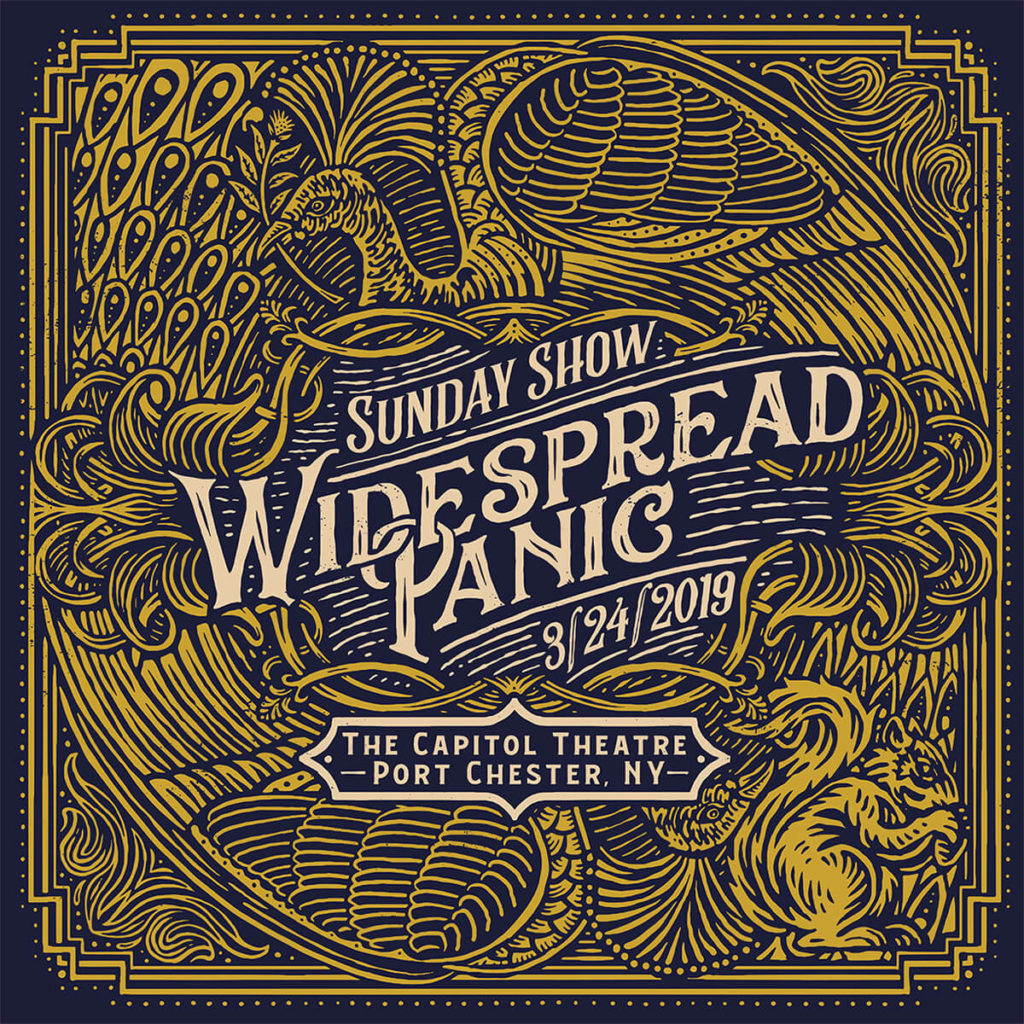 Sunday Show Live Album Cover