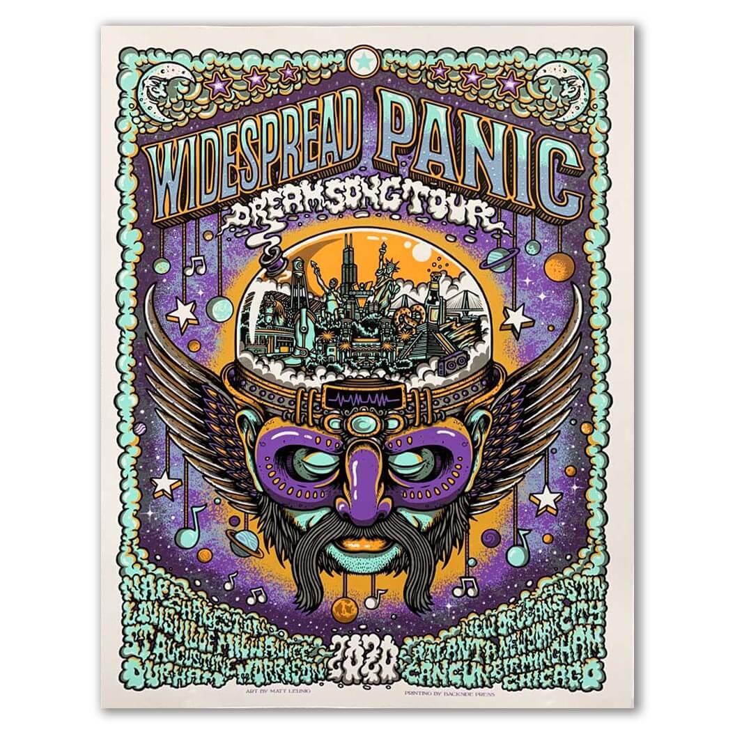 WP Dream Song Tour