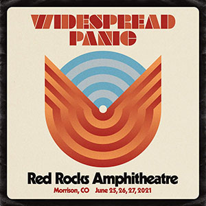 Widespread Panic Red Rocks 2021
