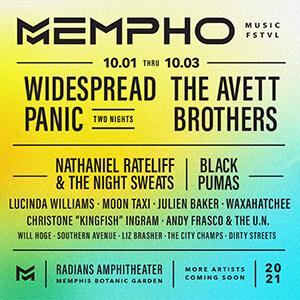 Widespead Panic Mempho Festival 2021