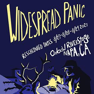 Widespread Panic Napa CA 2021