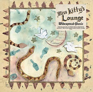Miss Kittys Lounge Album Cover
